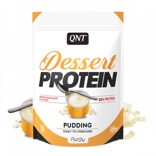 Protein Pudding White...