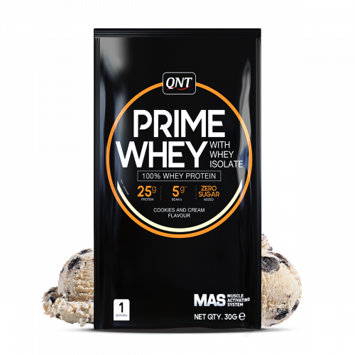 PRIME WHEY Cookies & Cream...