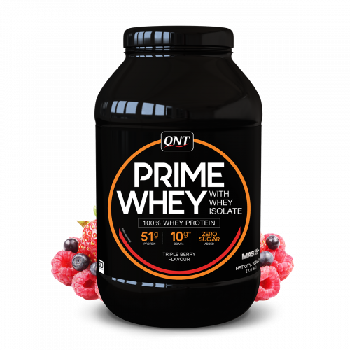 PRIME WHEY Triple Berry 908 g