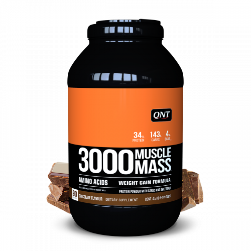 Muscle Mass 3000 Chocolade...