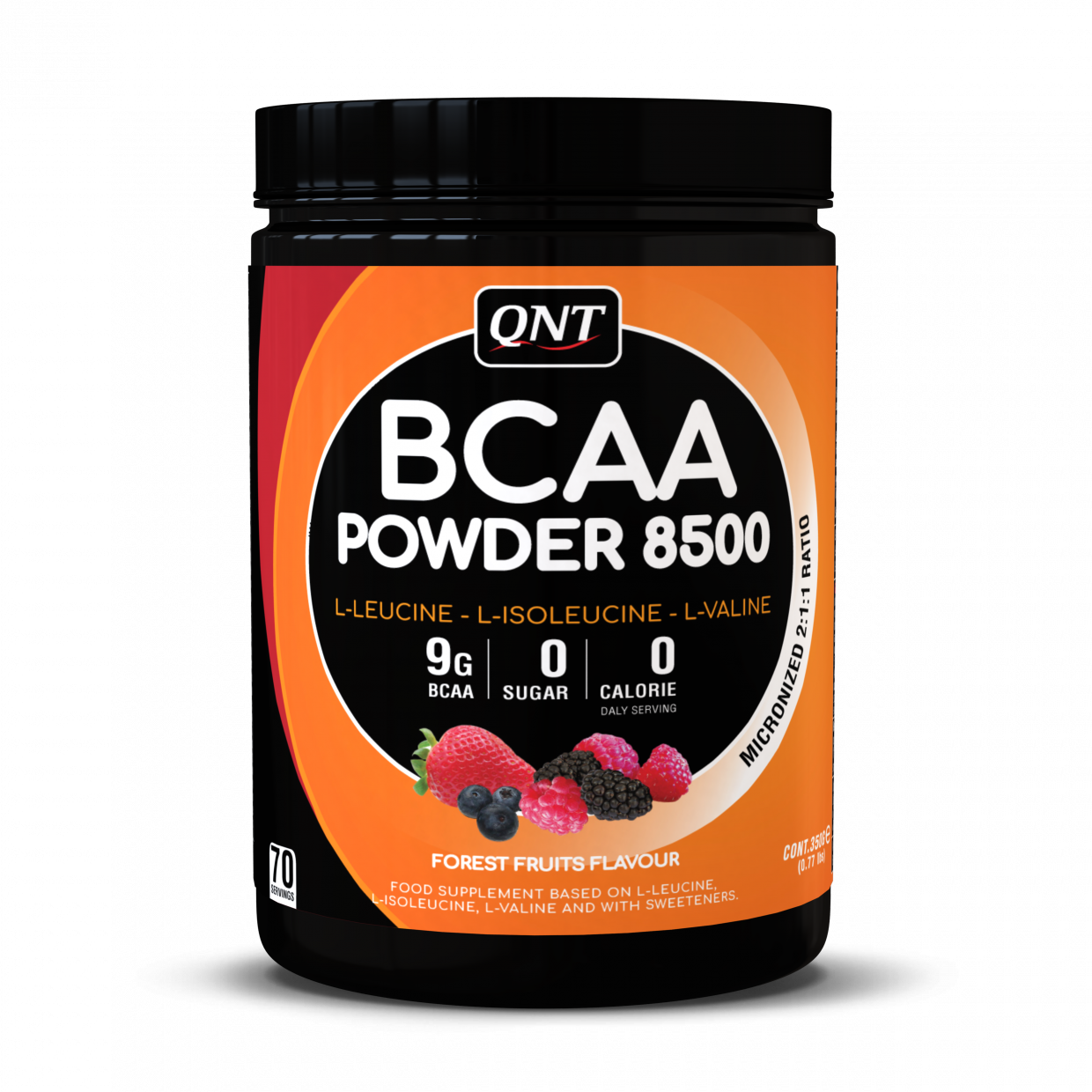BCAA Powder 8500 350g