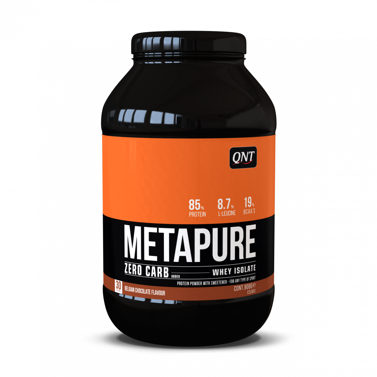 Metapure Whey Protein Isolate 908g
