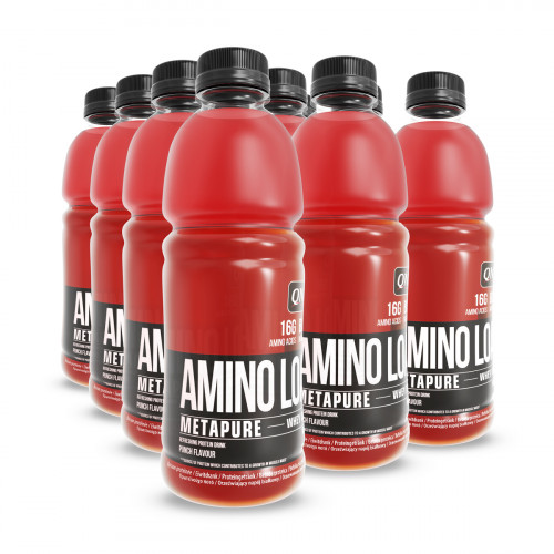 Amino Acid Drink Punch 12 x...